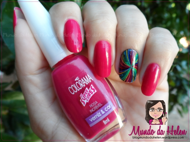 Rosa Incrível by Colorama