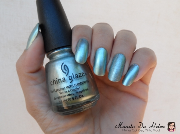 CHINA GLAZE - METALLIC MUSE 1