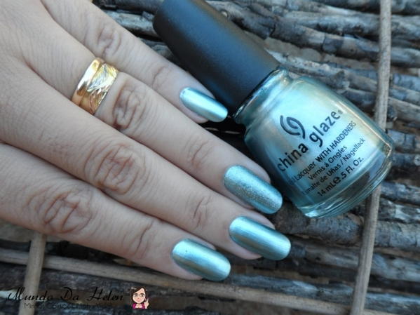 CHINA GLAZE - METALLIC MUSE 2