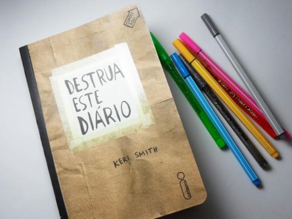 L - DESTRUA ESSE DIÁRIO