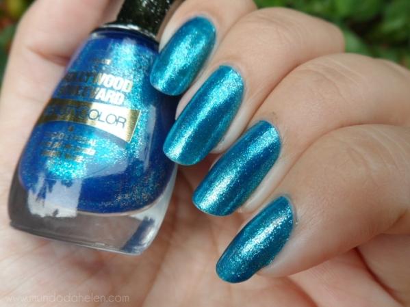 BEAUTY COLOR - BRIGHT BLUE