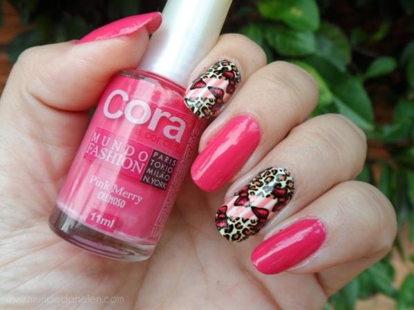 CORA - PINK MERRY 1