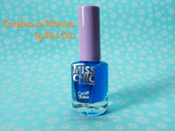 BASE MISS CHIC 1