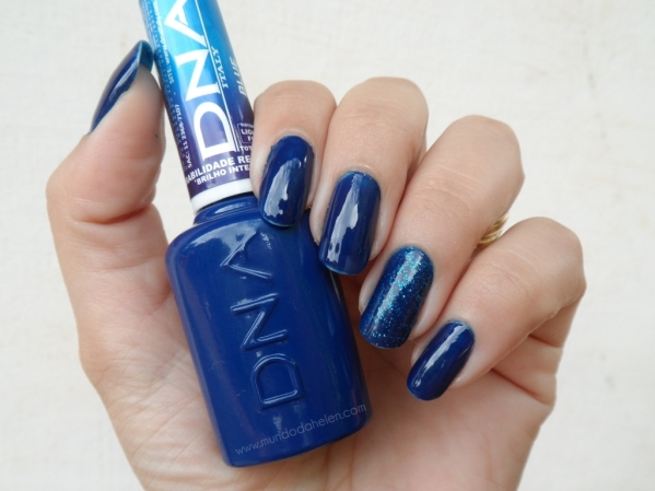 DNA - BLUE